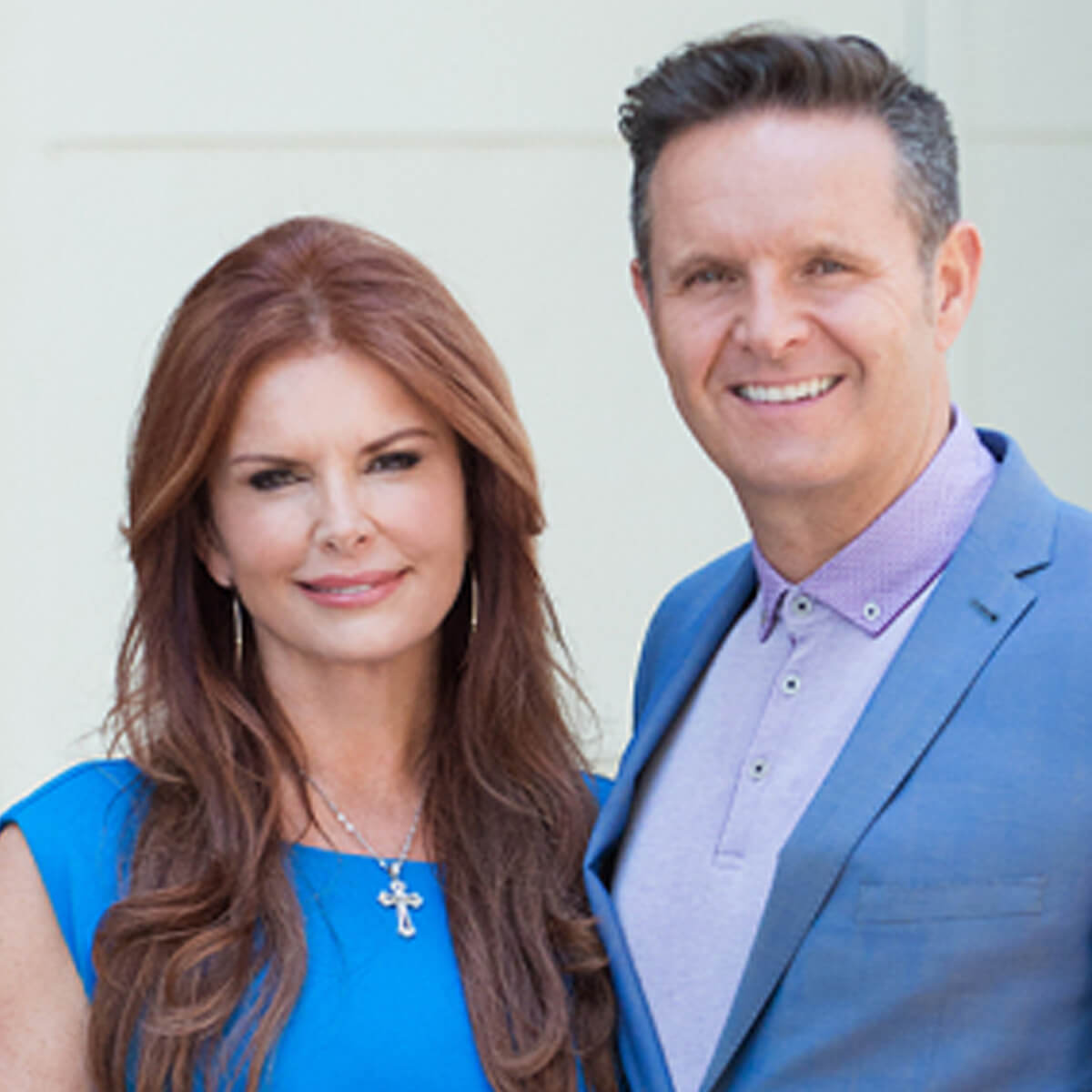 Roma Downey + Mark Burnett