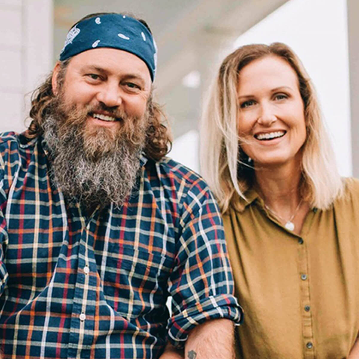 Willie + Korie Robertson