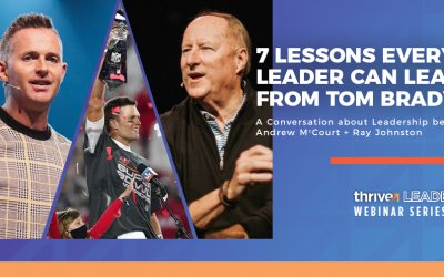 Webinar Series: 7 Lesson Every Leader Can Learn from Tom Brady
