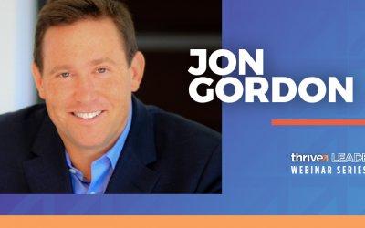 Webinar Series: Jon Gordon
